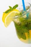 Cocktail do cal Fotografia de Stock