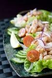 Cocktail do camarão Fotos de Stock