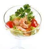 Cocktail do camarão Fotografia de Stock
