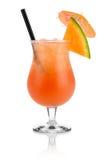 Cocktail do Cantaloupe foto de stock royalty free