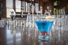 Cocktail do estilo do restaurante Foto de Stock