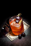 Cocktail do Gangsta Fotos de Stock