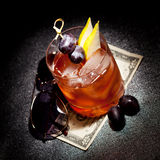 Cocktail do Gangsta Imagens de Stock Royalty Free