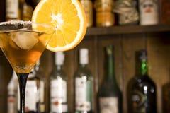 Cocktail do limão Imagem de Stock