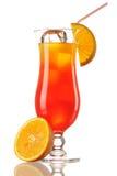 Cocktail do nascer do sol do Tequila fotografia de stock royalty free