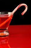 Cocktail do Natal Fotos de Stock Royalty Free