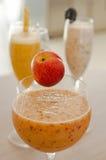 Cocktail do pêssego Imagem de Stock