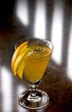 Cocktail do side-car imagens de stock royalty free