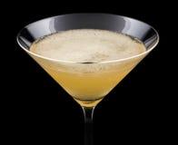 Cocktail do side-car de Bourbon imagem de stock royalty free