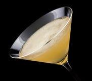 Cocktail do side-car de Bourbon fotografia de stock