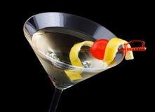 Cocktail do smoking imagem de stock