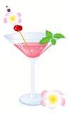 Cocktail do verão Foto de Stock Royalty Free