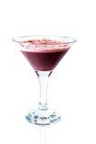 Cocktail do vinho do Porto Fotografia de Stock