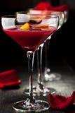 Cocktail doux amer Images libres de droits