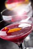 Cocktail doux amer Photos libres de droits