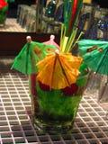 Cocktail drôle Image libre de droits