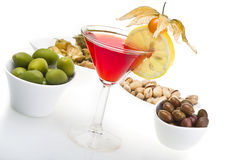 Cocktail drink Stock Photography