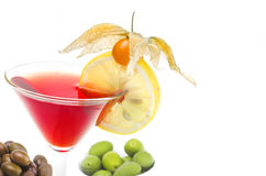 Cocktail drink Royalty Free Stock Photos