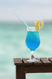 A cocktail drink Stock Photography