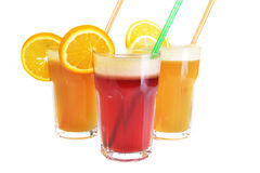 Cocktail drink Royalty Free Stock Photography