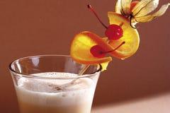 Cocktail du poinçon du planteur, plan rapproché image stock