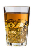 Cocktail en verre Image stock