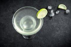 Cocktail en vrille images libres de droits