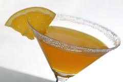 Cocktail et citron oranges 5 Photos stock