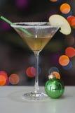 Cocktail festivo Fotografia Stock Libera da Diritti