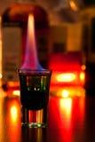 Cocktail flamboyant Image libre de droits