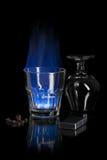 Cocktail flamboyant Images libres de droits