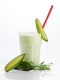Cocktail frais d'aigre-lait photographie stock libre de droits