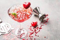 Cocktail frais de margarita image stock