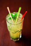 Cocktail frais de mojito Images stock