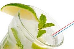 Cocktail frais de mojito Images libres de droits