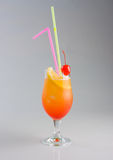 Cocktail freddo Fotografia Stock Libera da Diritti
