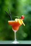 Cocktail freezer Stock Photo