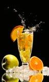 Cocktail fresco Fotografie Stock Libere da Diritti
