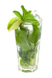 Cocktail fresco de Mojito Foto de Stock Royalty Free