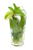 Cocktail fresco di Mojito Fotografia Stock Libera da Diritti
