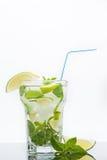 Cocktail fresco di mojito Fotografie Stock Libere da Diritti