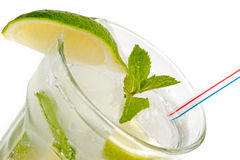 Cocktail fresco do mojito Imagens de Stock Royalty Free