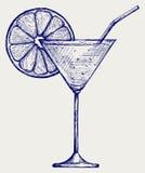 Cocktail fresco tropical Fotografia de Stock