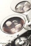 Cocktail froid Photographie stock libre de droits