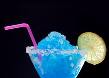 Cocktail, frozen Stock Images