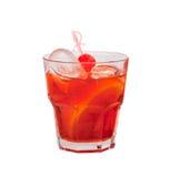 Cocktail getrennt Lizenzfreies Stockfoto
