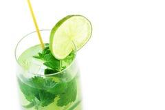 Cocktail in Glas Stockbilder