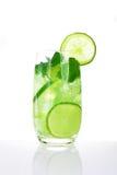 Cocktail in Glas Lizenzfreies Stockfoto