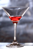 Cocktail glass Stock Image