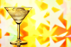 Cocktail glass Royalty Free Stock Photo
